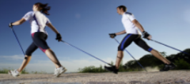 NORDIC WALKING , SPA