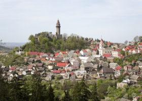Šipka; pohled na Štramberk (3)